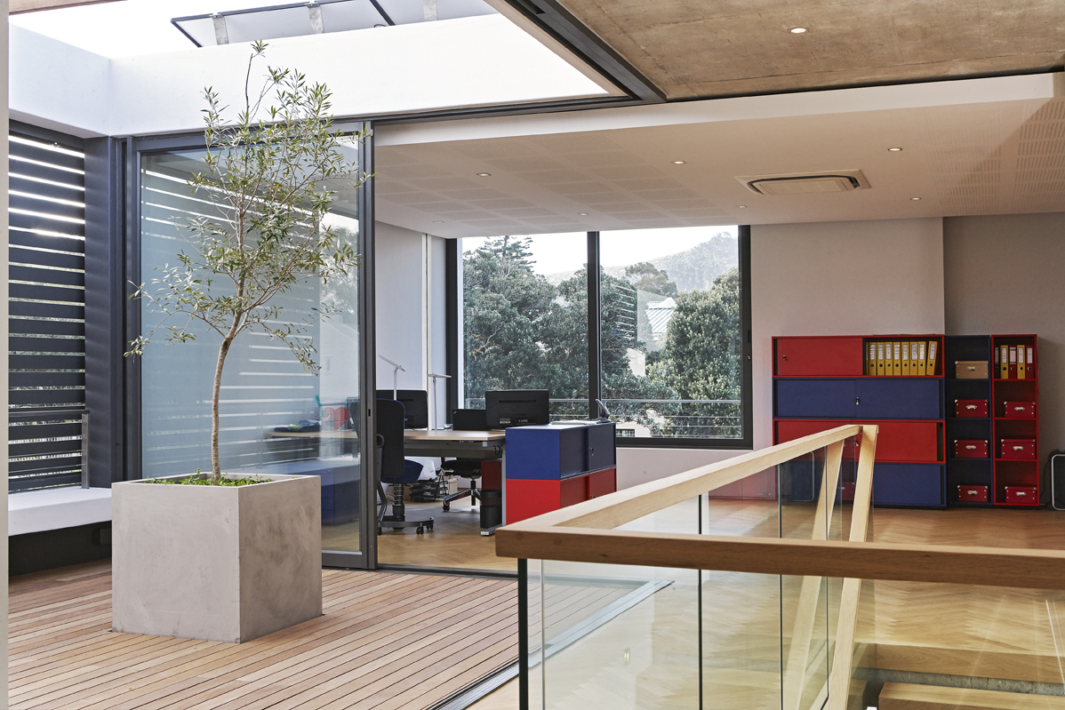 Office hb d one smart home automation system cape town for Smart home automation