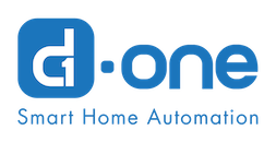 D-one smart home automation cape town logo 130 height